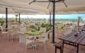 Bar ristorante, la veduta sulla spiaggia