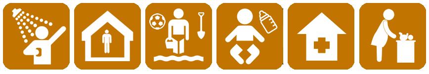 Servizi spiaggia a Lignano